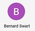 Bernard Swart
