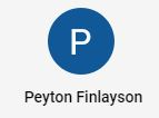 Peyton Finlayson